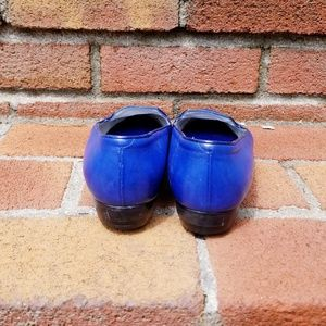 Bally Shoes - Vintage Bally Loafers in Cobalt Blue